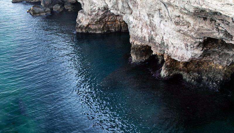Escursioni in barca alle grotte